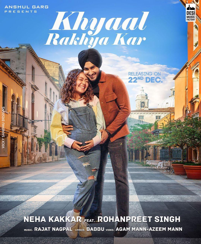 Is Neha Kakkar pregnant with Rohanpreet Singh? Bollywood singer Neha Kakkar shocked netizens on Friday in which flaunted her baby bump.