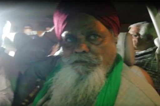 Farmers protest: Ruldu Singh Mansa upset at absence from meeting, returns to Singhu border