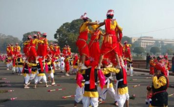 Cultural Programme on Republic Day
