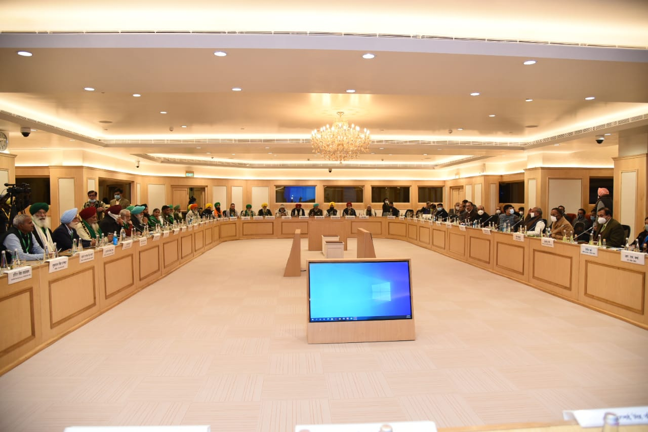 Farmers Centre 11th round of meeting: After farmers rejected proposal for suspending farm laws 2020, Narendra Singh Tomar asked them to reconsider.