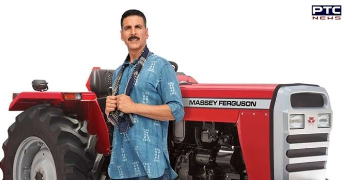 Remove Akshay Kumar as brand ambassador of Ferguson tractors: Farmers