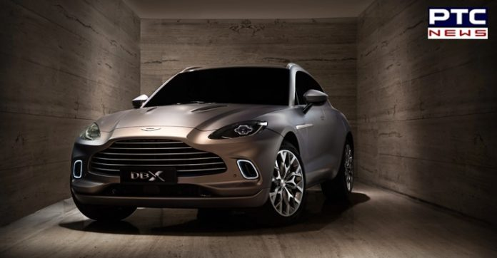 Aston Martin DBX SUV launched in India: Check price and specifications