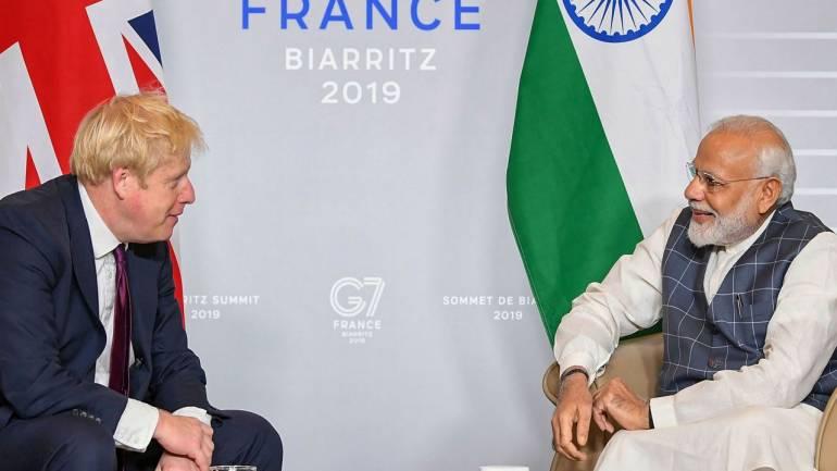 United Kingdom has invited PM Narendra Modi to attend G7 Summit 2021, which Boris Johnson said post Covid-19 will be discussed in summit.