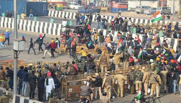 Farmer Tractor March
