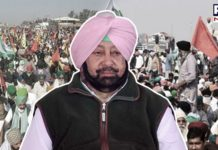 Amid farmers agitation, Punjab CM Captain Amarinder Singh announced jobs family member of farmers who lost lives in protest against farm laws 2020.