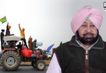 Kisan Gantantra Parade: Captain Amarinder Singh appeals to farmers to maintain peace