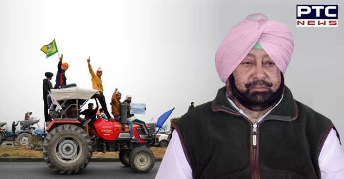 Captain Amarinder Singh to Arvind Kejriwal on farm laws: Punjab CM Captain Amarinder Singh slammed Aam Aadmi Party over Farm Laws 2020.