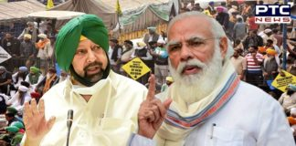 Farm Laws 2020: Amid continuous deadlock between farmers and Centre, Punjab CM Captain Amarinder Singh said farmers have right to protest.