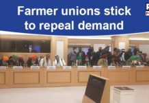 Centre asks farmers to reconsider proposal for suspending laws