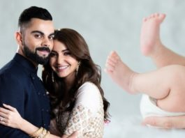 First picture of Virat Kohli and Anushka Sharma's baby girl out?