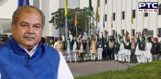 11th round of meeting between farmers and Centre inconclusive as Narendra Singh Tomar asked farmers to reconsider proposal for suspending farm laws 2020.