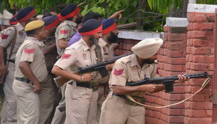 Death Threat to Amarinder Singh