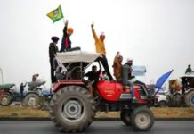 Delhi Police suggests 3 routes for farmers' tractor march on Republic Day