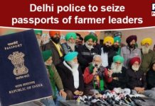 Tractor March violence: Delhi Police issues lookout notice against farmer leaders