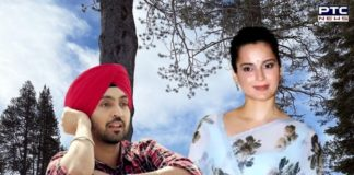 Diljit Dosanjh gives befitting reply to Kangana Ranaut