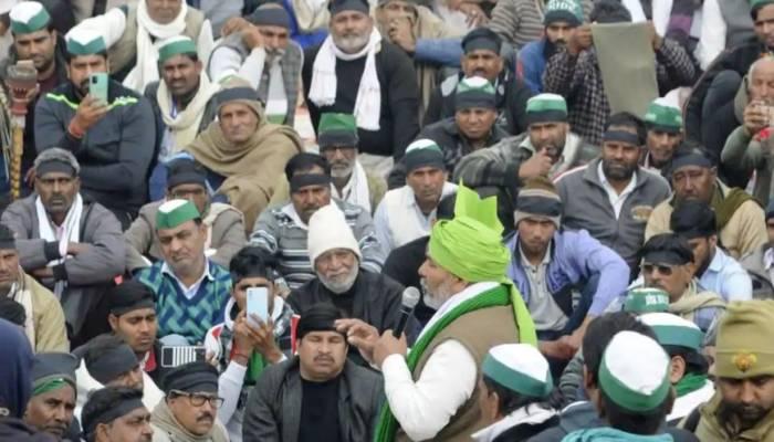 FIR Against Farmer Leader