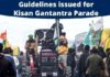 Kisan Gantantra Parade: Ahead of farmers' tractor march in Delhi on Republic Day 2021, Samyukta Kisan Morcha issued guidelines.