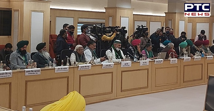Centre farmers meeting today over farm laws 2020: Narendra Sing Tomar after eighth round of meetings between Centre and farmers inconclusive.