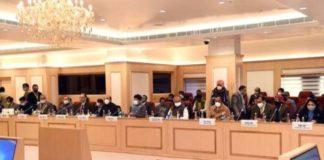 Farmer and Govt Talks