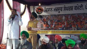 Farmers Protest : Farmer leader Balbir Singh Rajewal letter to the farmers