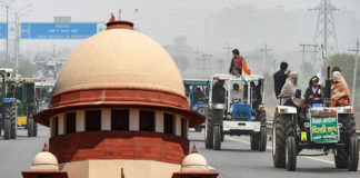 Supreme Court Issues Notice On Delhi Police Plea To Stop Farmers' Tractor Rally On Republic Day