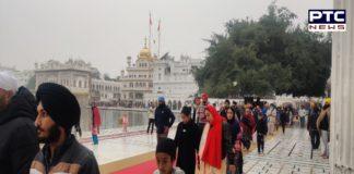 Sri Harmandir Sahib on the Maghi Festival । Maghi Mela 2020