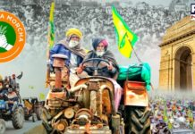Not just tractor march, it's farmers' paidal yatra as well