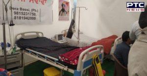 Kisan-Mazdoor Ekta Hospital opened at Singhu Border , 24 hour emergency services