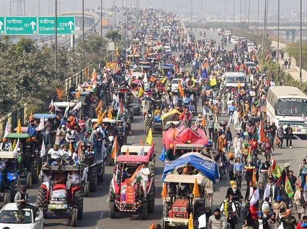 Internet suspended at Delhi's Singhu, Ghazipur, Tikri borders till January 31 amid farmers protest