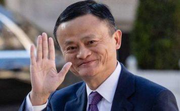 Jack Ma first public appearance