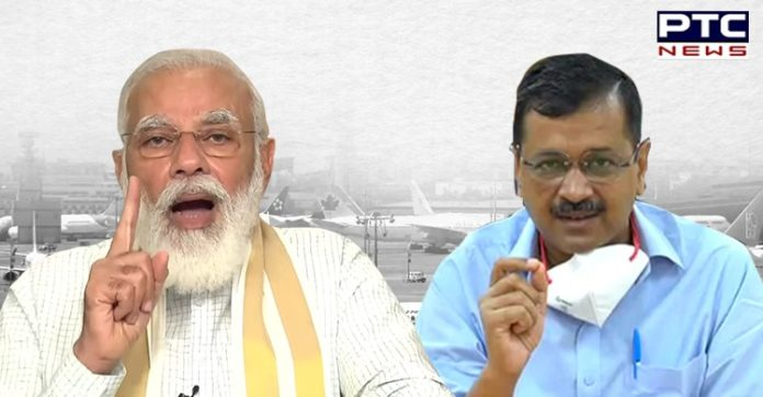 Arvind Kejriwal writes to PM Modi on Covid situation in Delhi