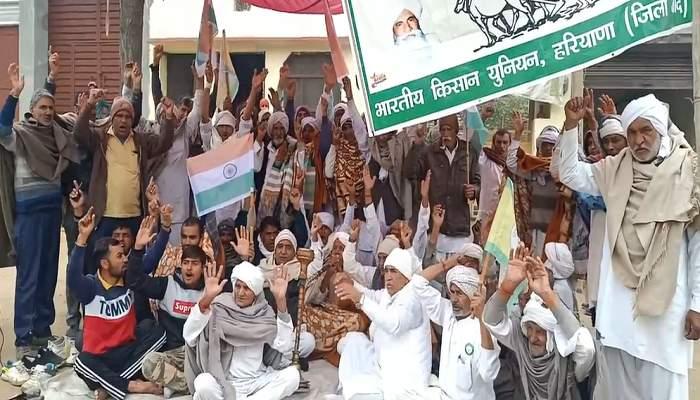 Khap Panchayats Supports Tractor Parade