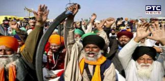 Farmers Protest 50th day against the Central Government's Farmers laws 2020