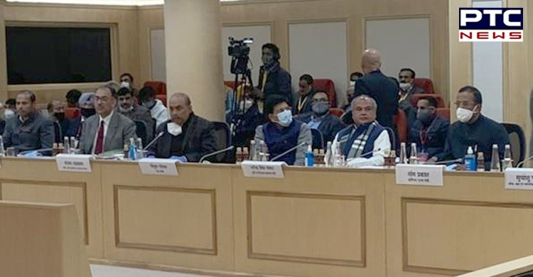 Centre Farmers meeting: During 10th round of meeting between farmers and Centre inconclusive, Narendra Singh Tomar said no repeal of farm laws 2020.