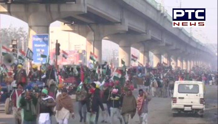Kisan Gantantra parade: On Republic Day 2021, farmers are carrying tractor march in Delhi even as Paidal yatra towards national capital.