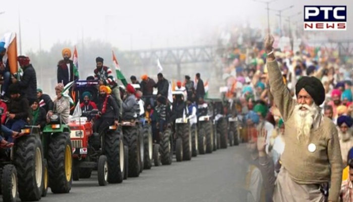 Farmers' protest । Supreme Court hearing on Kisan Tractor Parade