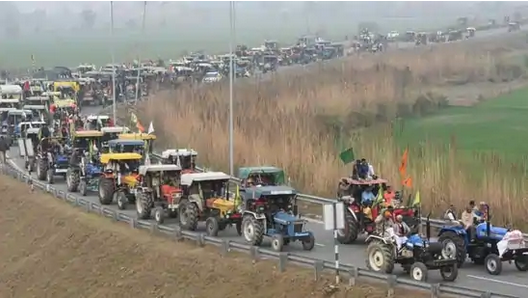 Ahead of tractor march by farmers on Republic Day in Delhi, the farmers told Delhi Police they will perform Kisan Republic Day parade.