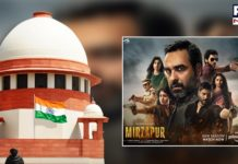 SC issues notice to Amazon Prime Video, makers of 'Mirzapur' web series