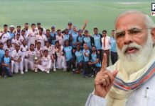 Team India's victory at the Gabba has an inspiring message: PM Modi