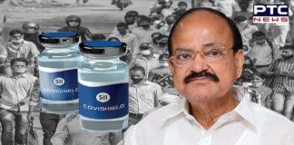 Covaxin demonstrates benefits of Atmanirbhar Bharat: Venkaiah Naidu