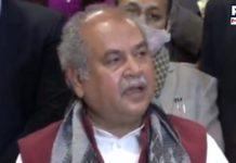 Agitation mainly by those from Punjab and some from few other states: Narendra Singh Tomar