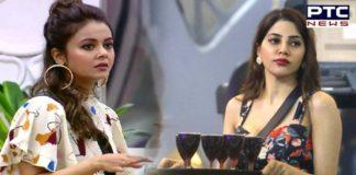 Bigg Boss 14: Nikki Tamboli uses #MeToo card while arguing with Devoleena Bhattacharjee
