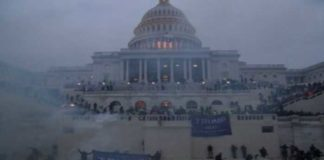 America Capitol Building Attack