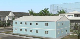 Pre fabricated Covid hospital
