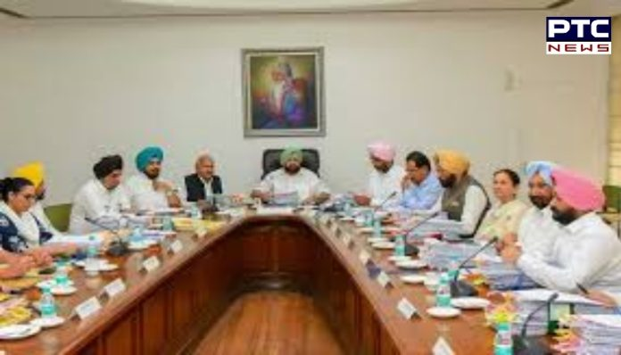 Punjab cabinet Meeting । Latest News on Punjab cabinet