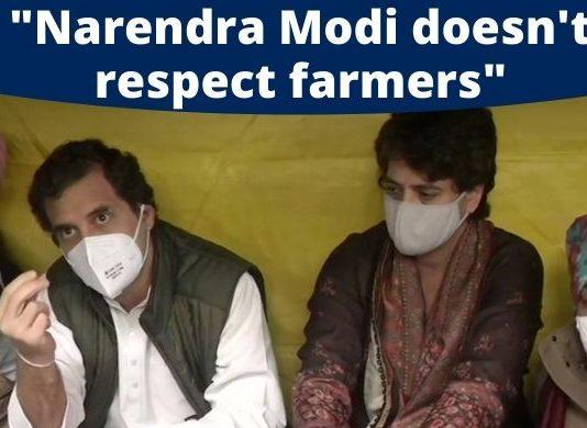 Farm laws 2020 brought to finish farmers: Rahul Gandhi at Jantar Mantar