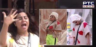 Bigg Boss 14: Arshi Khan blocks toilet, Rakhi Sawant pees her pants