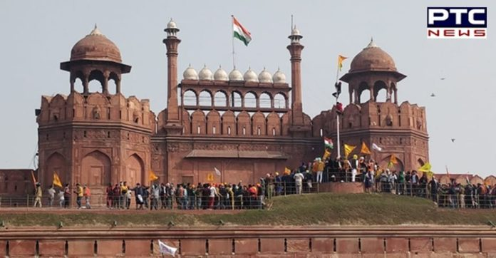 FACT! Real farmers refused to put any other flag on Red Fort [VIDEO]