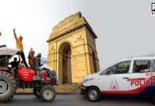 Yes, says Delhi Police to farmers' tractor march on Republic Day