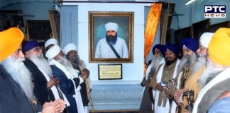 Picture of Baba Jang Singh Karnal at Central Sikh Museum Amritsar by SGPC